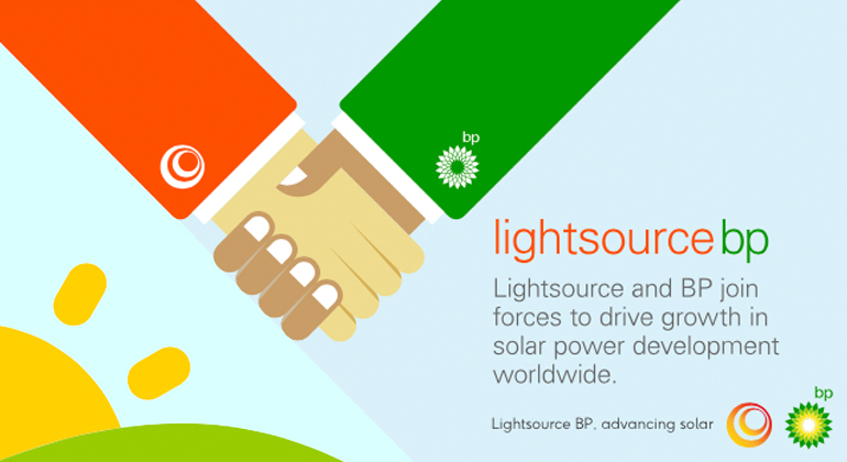 Lightsource and BP join forces to drive growth in solar power development worldwide
