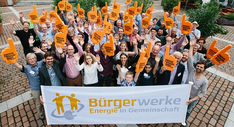 Bürgerwerke erreichen Crowdfunding-Ziel von 500.000 €