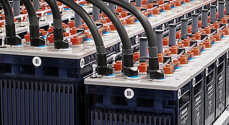 Energiespeicher: Ein Überblick über die Schlüsseltechnologie