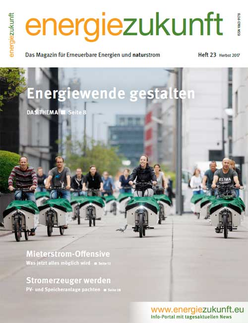 energiezukunft.eu | Heft 23/2017