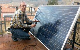 Leben mit Energiewende TV: Balkonkraftwerke - Mieter dürfen selber Strom erzeugen!