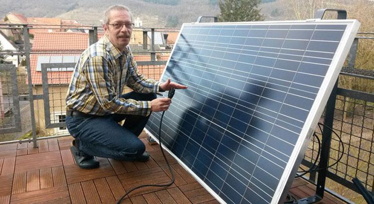 EEG-Entwurf bedroht auch Stecker-Solar-Geräte