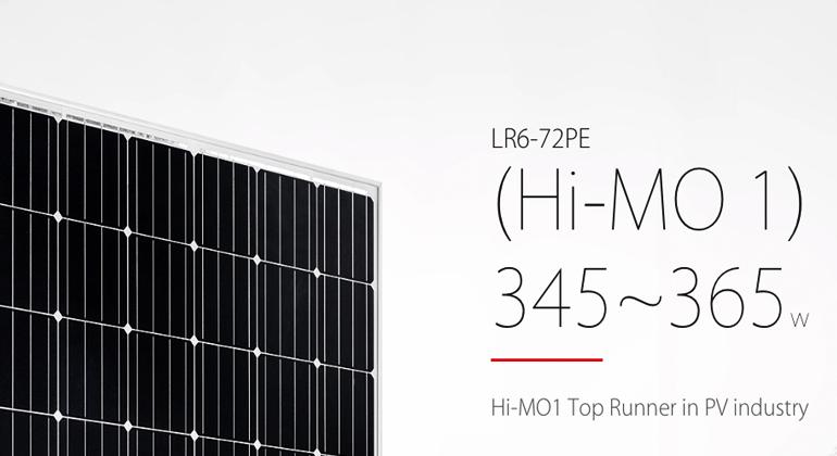LONGi Solar | Die besten Eigenschaften der Hi-MO1-Technologieplattform werden für das Hi-MO2 übernommen.