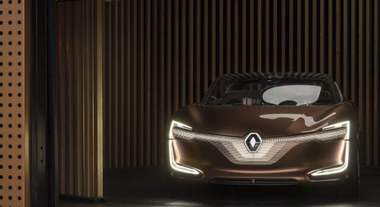 Renault: Ein Ausblick auf das neue elektrische Fahren