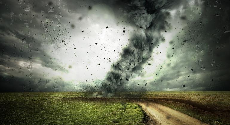 pixabay.com | Cornfreak | Extreme Gewitter mit starken Regenfällen könnten in Zukunft zunehmen.