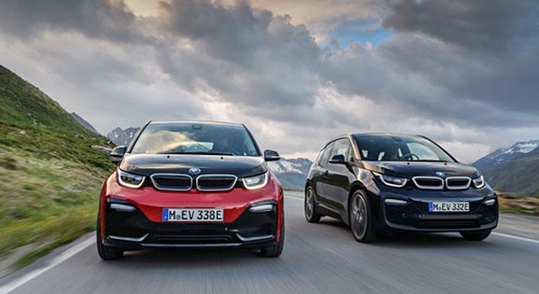BMW / BMW i3 und i3s