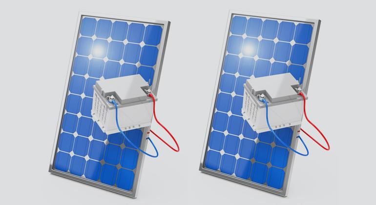 Fotolia.com   beermedia   Solarstromspeicher erhöhen den lukrativen Eigenverbrauch, sind jedoch noch zu teuer, um wirtschaftlich zu sein. Deshalb hat das Bundeswirtschaftsministerium das KfW-Förderprogramm ins Leben gerufen, um die Marktentwicklung der Speicher zu fördern und die Kosten zu senken.