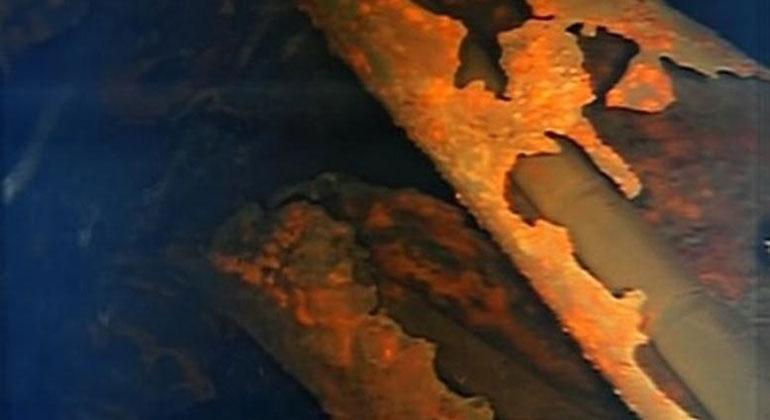 tepco.co.jp | Fukushima - Blick in die Zerstörungen im Reaktor 3, in dem 2011 eine Kernschmelze stattfand.