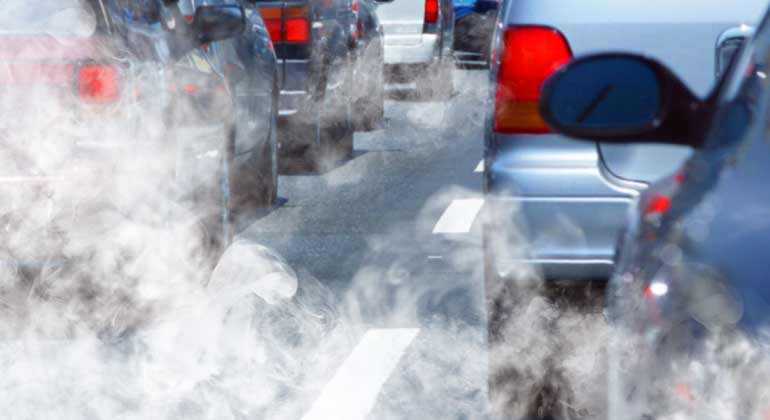bigstock | ssuaphoto | Der Verkehrssektor belastet die europäische Klimabilanz.