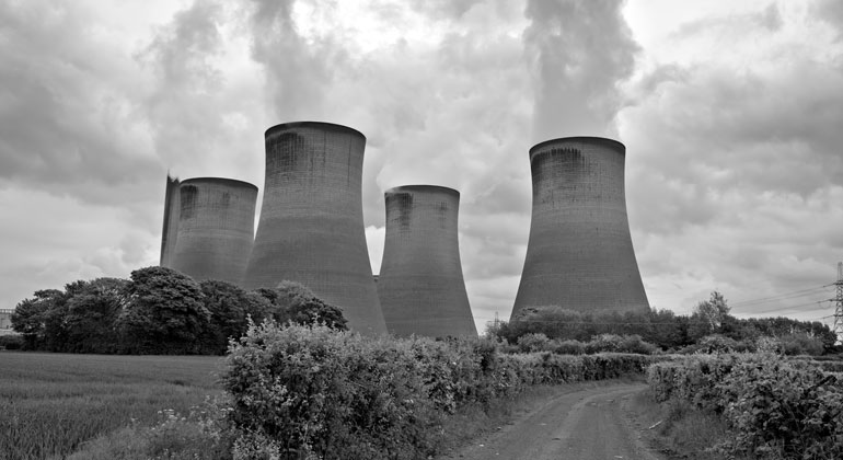 bigstock | illu | Um die Ziele zu halten, muss die Kohle vom Netz