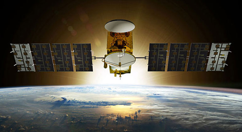 NOAA | Jason-3 satellite mission helped detect an acceleration in sea level rise.