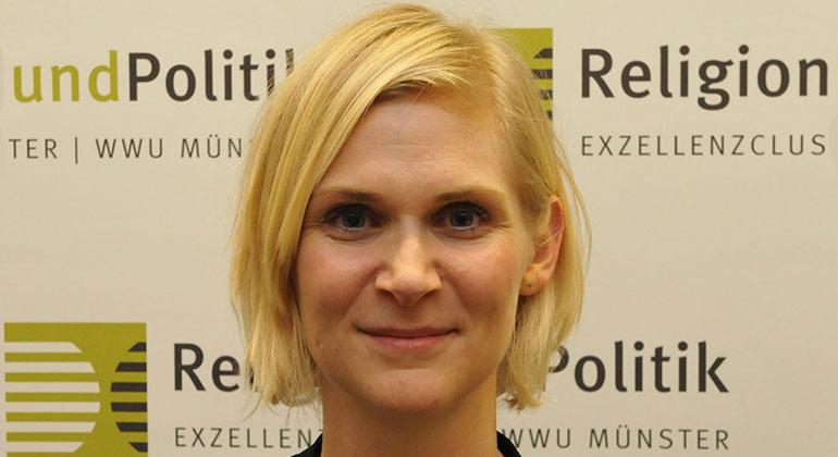 "Exzellenzcluster ""Religion und Politik""/Martin Zaune | Prof. Dr. Katharina Glaab"