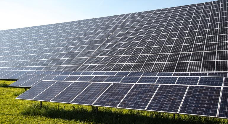 pixabay.com   blickpixel   Der Photovoltaik-Zubau in Deutschland hat 2017 um rund 15 Prozent zugelegt gegenüber den beiden Jahren davor.