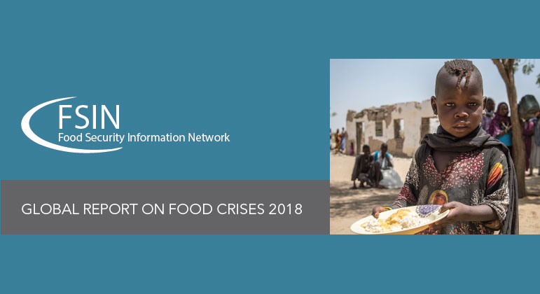 FAO.org 2018 | The report defines acute food insecurity as hunger so severe that it poses an immediate threat to lives or livelihoods.