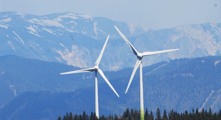 IG Windkraft-Hantsch | Windpark Moschkogel