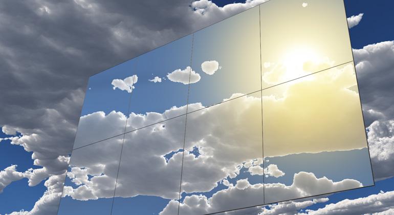 Depositphotos | galdzer | Regenwolken: Hybrid-Zellen wäre das egal