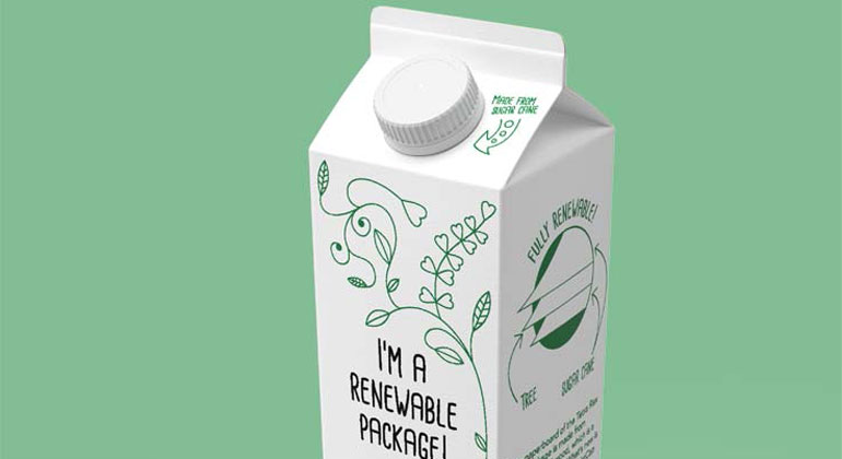 tetrapak.com | Tetra Rex® bio-basiert – die erste Verpackung ausschließlich aus nachwachsenden Verpackungsrohstoffen.