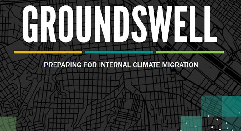 worldbank.org | Titelblatt des Weltbank-Berichts zur Binnen-Migration, Ko-Autor ist der PIK-Wissenschaftler Jacob Schewe.