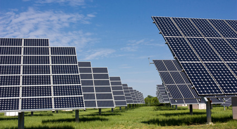 Fotolia.com   ermess   Tariffs are expected to cause solar racking system prices to spike.