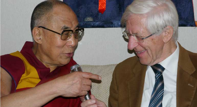 Bloomsbury to publish Dalai Lama's climate appeal