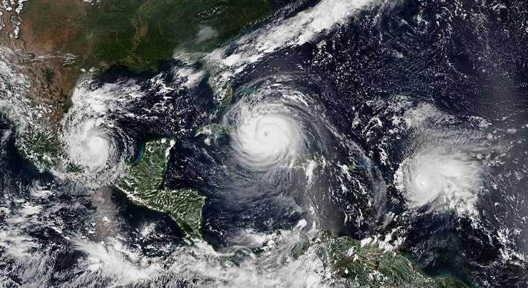 pnnl.gov | NOAA | Hurrikans: Antrieb der Intensität durch Naturphänomen