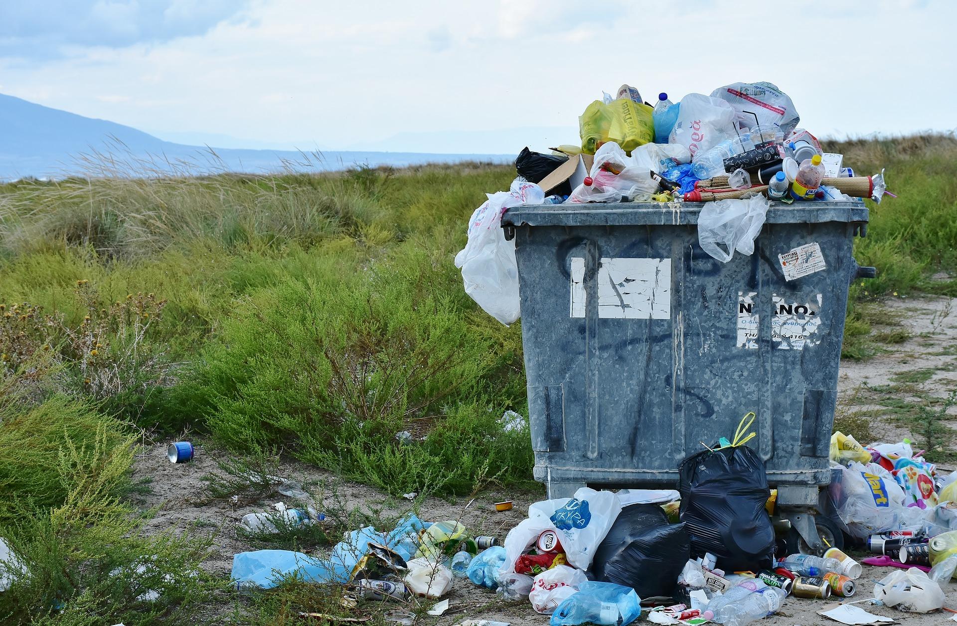 Einwegplastik und Zigarettenkippen in der Umwelt kosten Kommunen jährlich 700 Millionen Euro