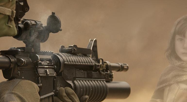 pixabay.com | Wikilmages | Viele der grössten US-Konzerne sind am lukrativen Rüstungsgeschäft beteiligt.
