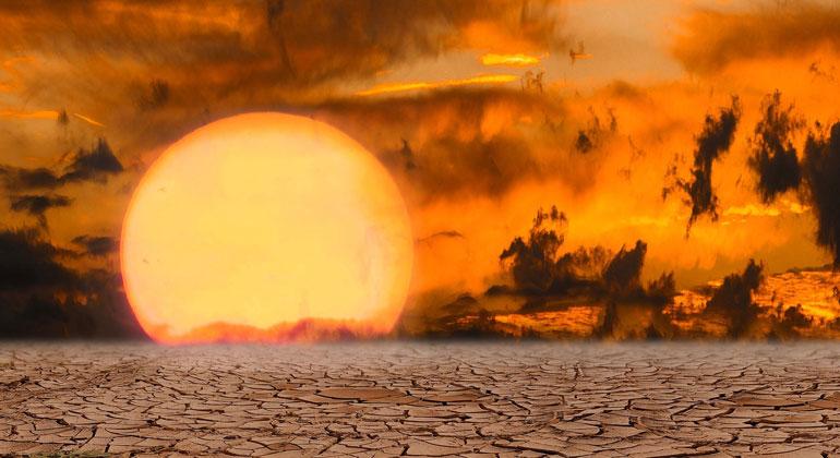 pixabay.com | Gellinger | Hitze ist ein Risiko: Ab 37 Grad Celsius wird es für den menschlichen Körper schwierig, mit der Hitze noch fertig zu werden.