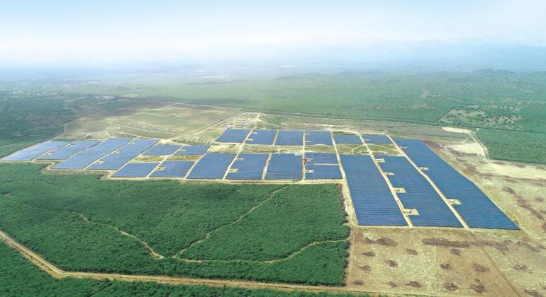 fs-sun | Solarpark Montecristi in der Dominikanischen Republik