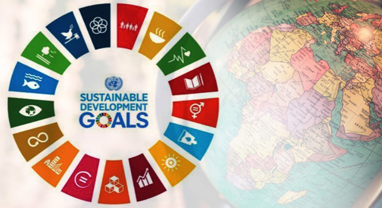 Artem Bali | Unsplash adapted by adelphi | Neue Studie von Adelphi analysiert die geopolitische Dimension der Agenda 2030 für nachhaltige Entwicklung