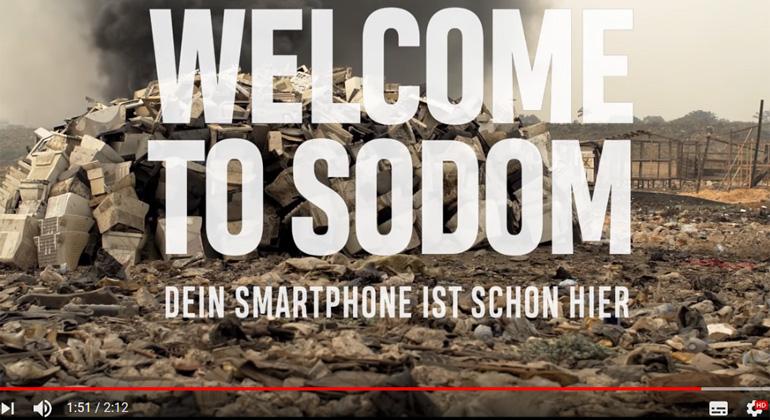 "kinofilme | Screenshot | ""Welcome to Sodom"""