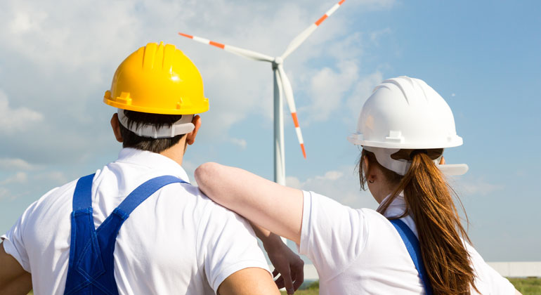 Grüne Konjunkturhilfen können mehr als 360.000 Arbeitsplätze schaffen