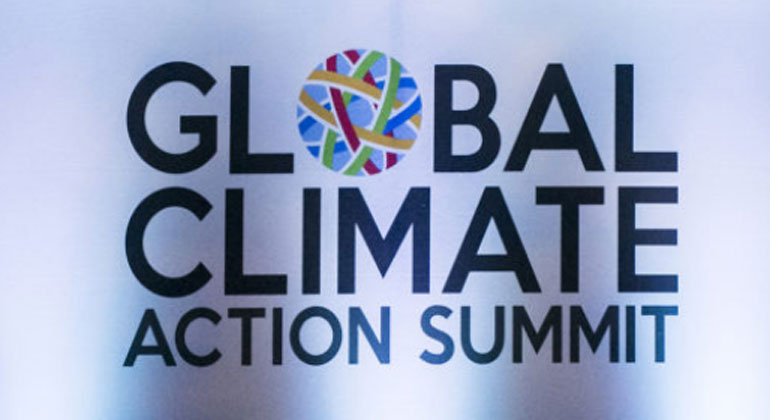National Governments urged to step up climate action by 2020 at end of Landmark Summit