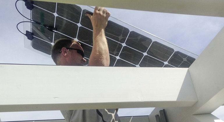 SBWW/H.Grab | Doppelglasmodule sind vor allem bei Terrassen und Carports beliebt.