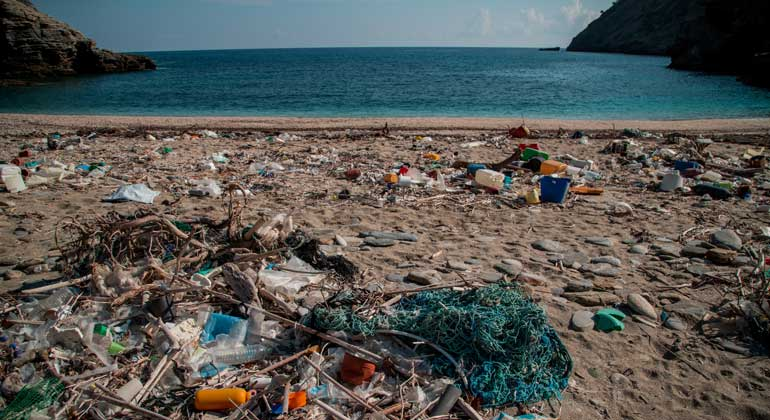 Nestlé, Unilever, P&G among worst offenders for plastic pollution in Philippines in beach audit