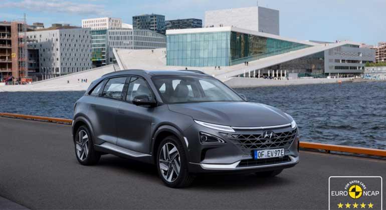 hyundai.news/de | Das Brennstoffzellenauto Nexo wird mit 4.000 Euro Umweltprämie gefördert.