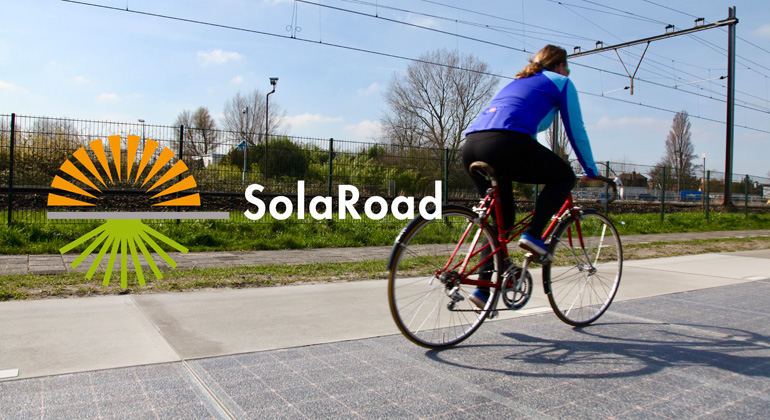 Results of SolaRoad cycle path pilot in Krommenie