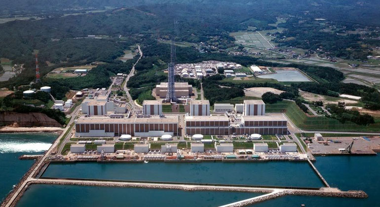 Tepco   Fukushima 2 bzw. Fukushima Daini