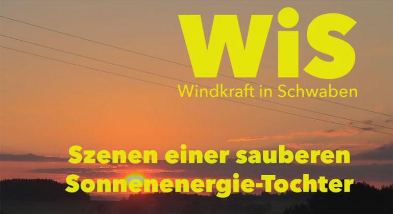 WIS Windkraft in Schwaben | Screenshot
