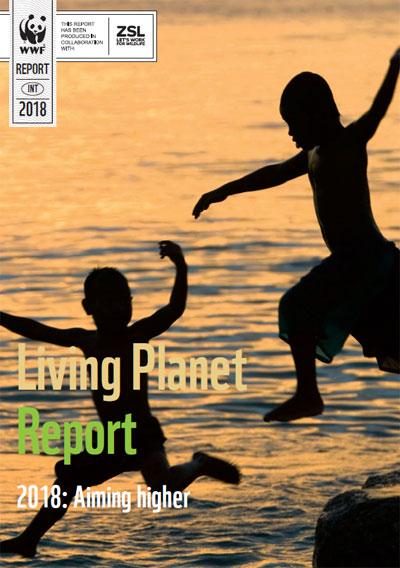 WWF | Der Living Planet Report zeigt die Veränderungen der weltweiten Biodiversität und des menschlichen Konsums auf. Die Studie wird seit 1998 vom WWF veröffentlicht, seit 2000 erscheint sie im zweijährigen Turnus.