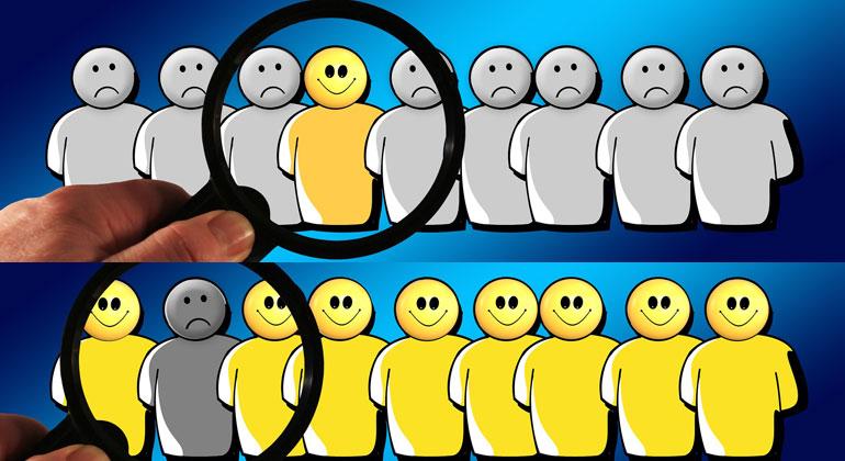 pixabay.com | geralt | Wer sind wir eigentlich? Homo sapiens oder homo demens? Wie verhalten wir uns wohl bei der nächsten Wahl?
