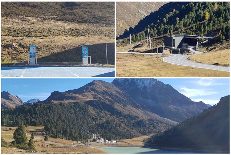 Bergbahnen Kühtai | Die Errichtung der Photovoltaikanlage ist Teil der Strategie mit mehreren Maßnahmen Österreichs höchst gelegenen Wintersportort dauerhaft mit nachhaltiger Energie abzusichern.