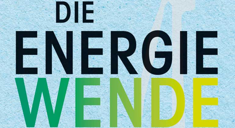 """oekom verlag   Claude Turmes """"Die Energiewende: Eine Chance für Europa"""""""