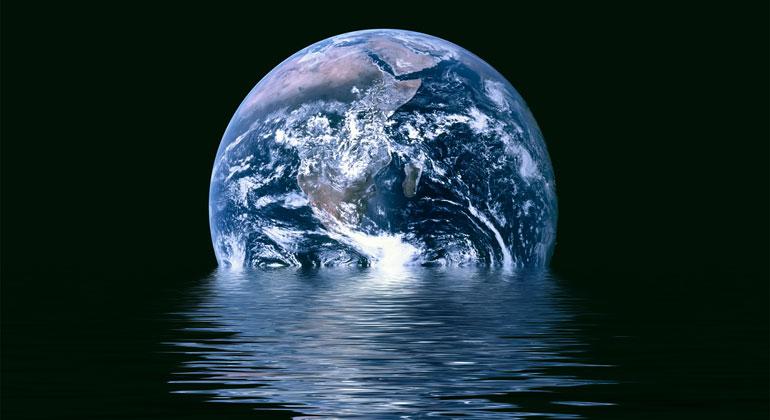 bigstock | pjmorley | Die Konzentration von Treibhausgasen in der Atmosphäre nimmt kontinuierlich zu.
