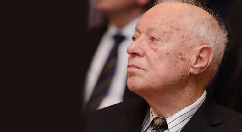 Adolf Goetzberger – ein Pionier der Energiewende wurde 90