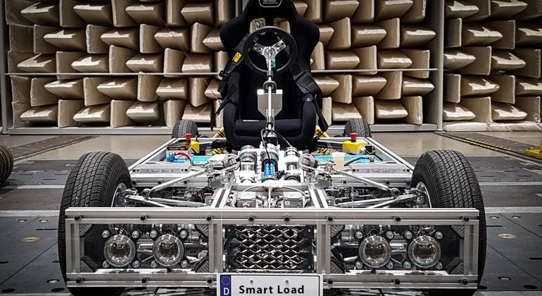 KIT/FAST | Forscher am KIT arbeiten daran, die Autos der Zukunft schlanker zu machen.