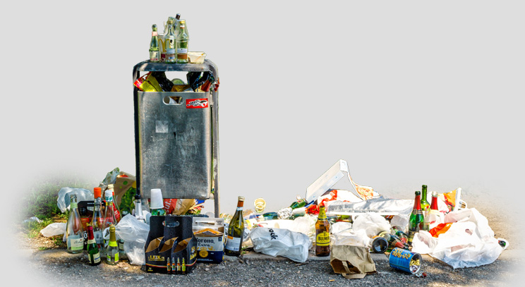 pixabay.com | ThomasWalter | Weniger Abfälle sind möglich. Zum Beispiel, indem Produkte länger genutzt werden.