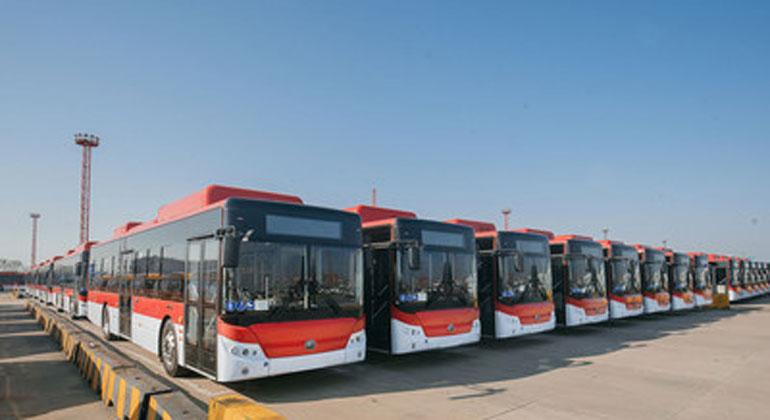 yutong.com | Yutong Elektrobusse