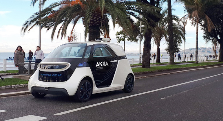 AKKA, VULOG and the City of Nice, trailblazing partners of tomorrow's mobility