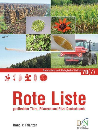 bfn.de | Rote Liste Band 7